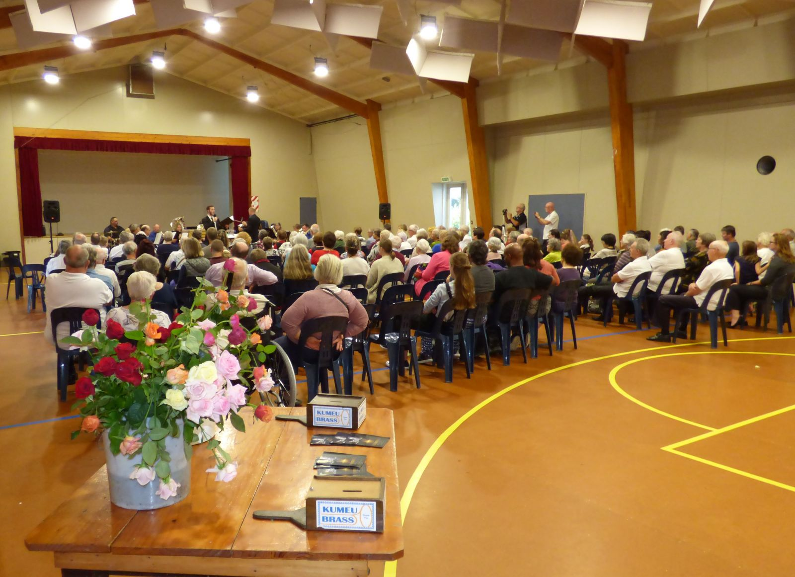 Community Hall mothers Day concert